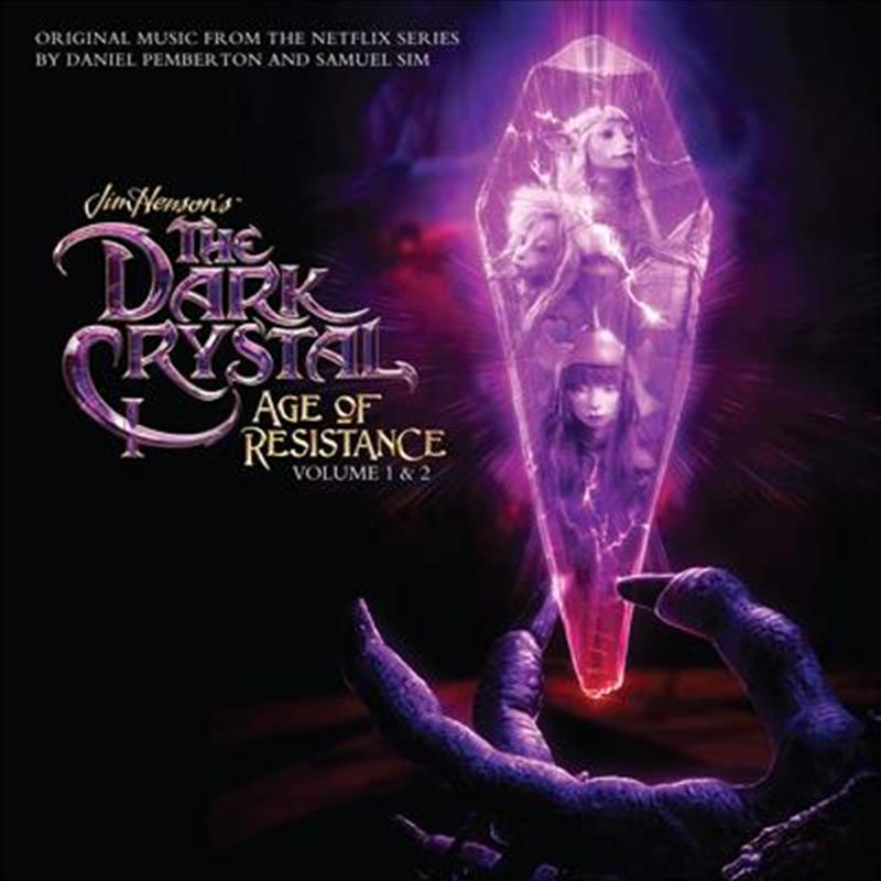 Dark Crystal - Age Of Resistance Vol 1-2   Vinyl