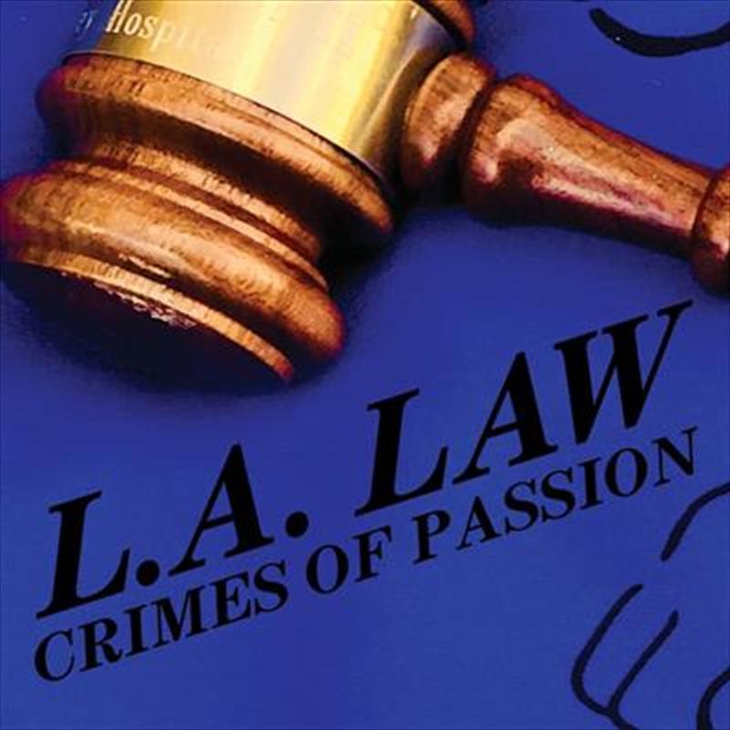 Crimes Of Passion | Cassette