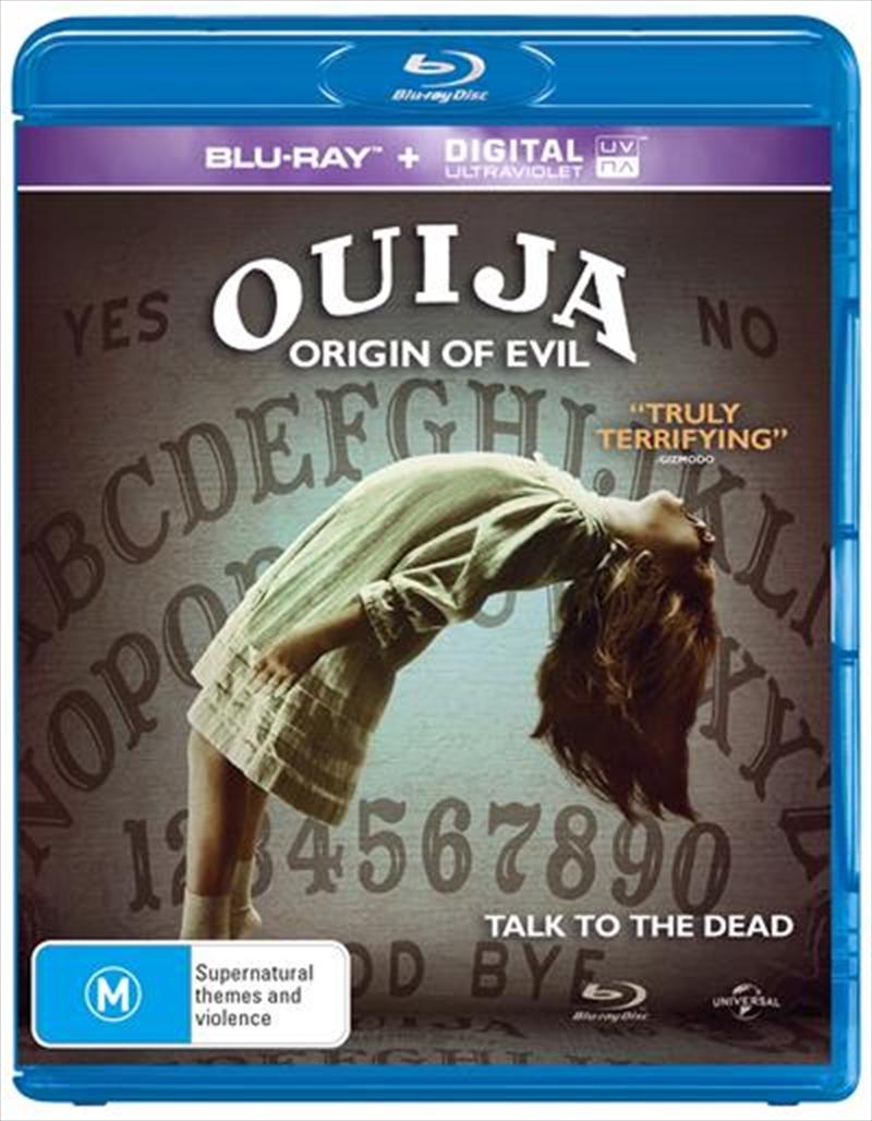 Ouija - Origin Of Evil | Blu-ray