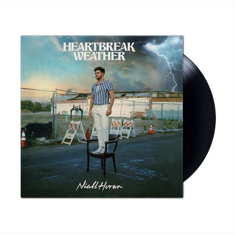 Heartbreak Weather   Vinyl
