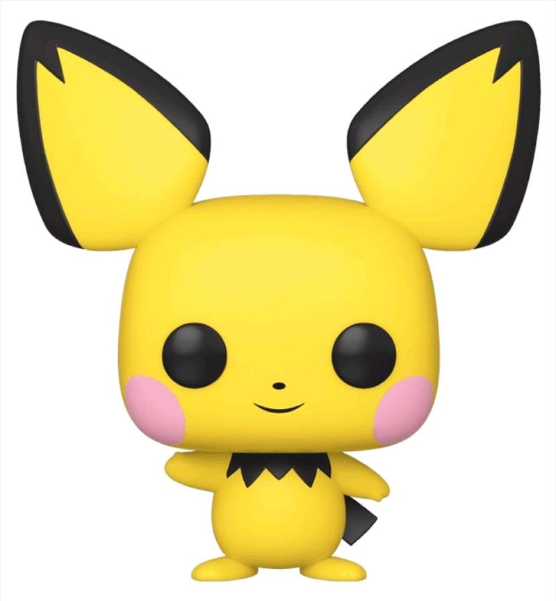 Pokemon - Pichu Pop! Vinyl [RS]   Pop Vinyl