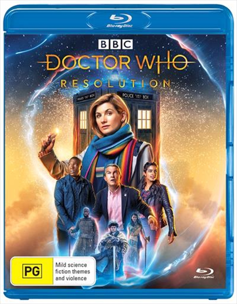 Doctor Who - Resolution | Blu-ray