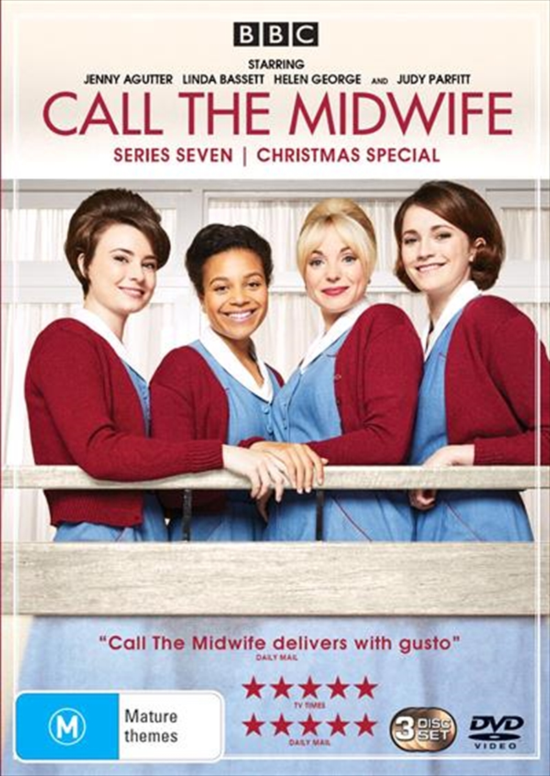 Call The Midwife - Series 7 | DVD