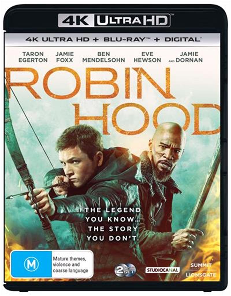 Robin Hood | Blu-ray + UHD | UHD