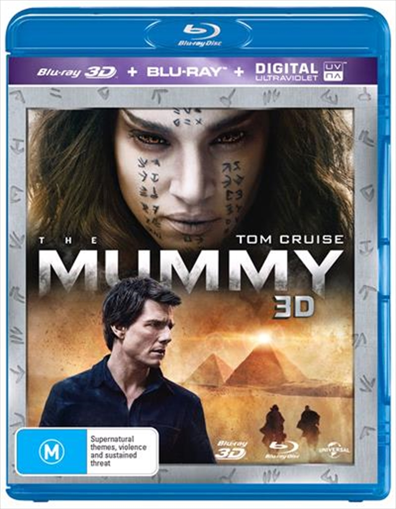 Mummy | 3D + 2D Blu-ray, The | Blu-ray 3D