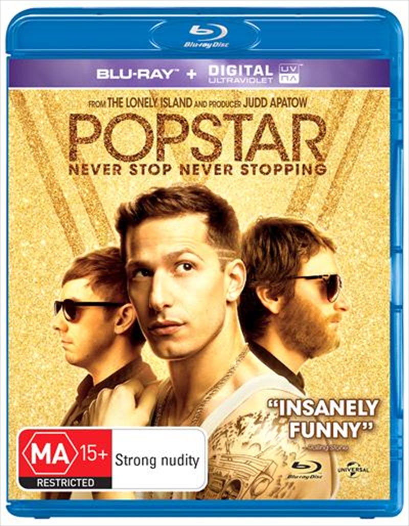 Popstar - Never Stop Never Stopping | Blu-ray