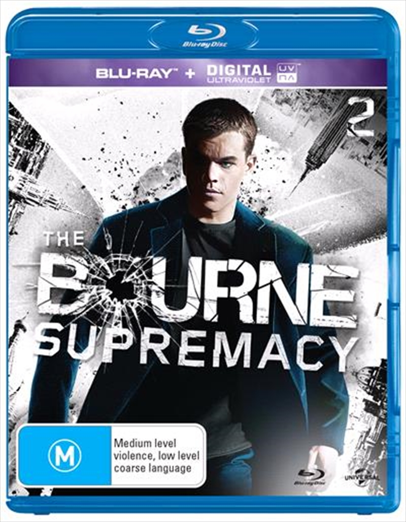 Bourne Supremacy, The | Blu-ray
