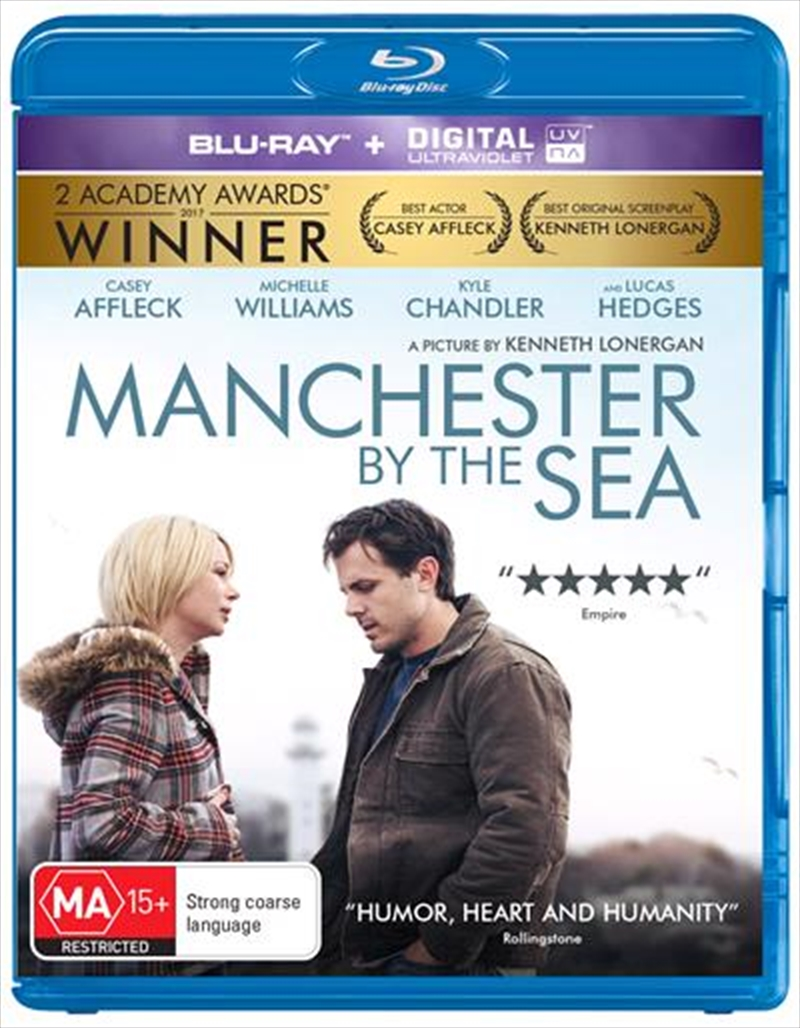 Manchester By The Sea | Blu-ray