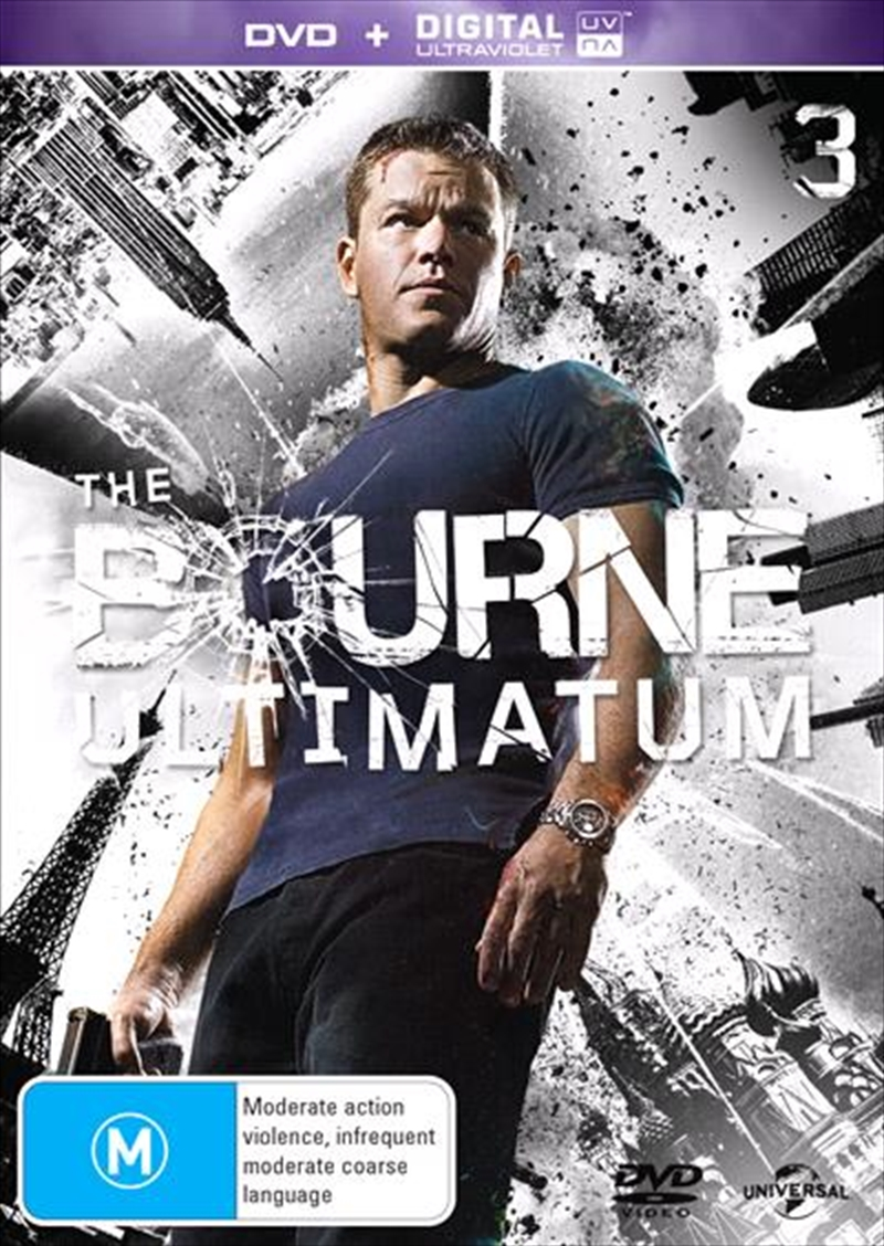 Bourne Ultimatum, The | DVD