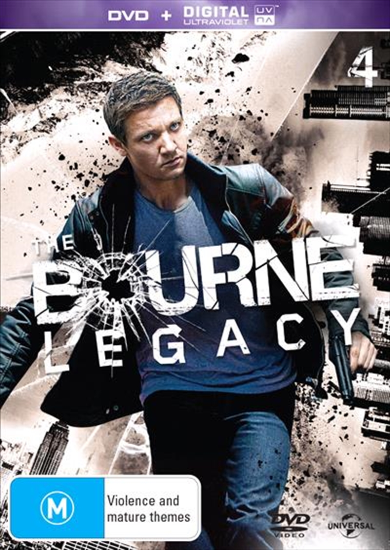 Bourne Legacy, The | DVD
