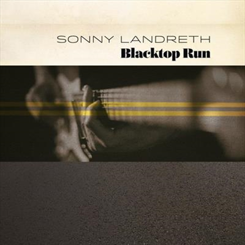 Blacktop Run | CD