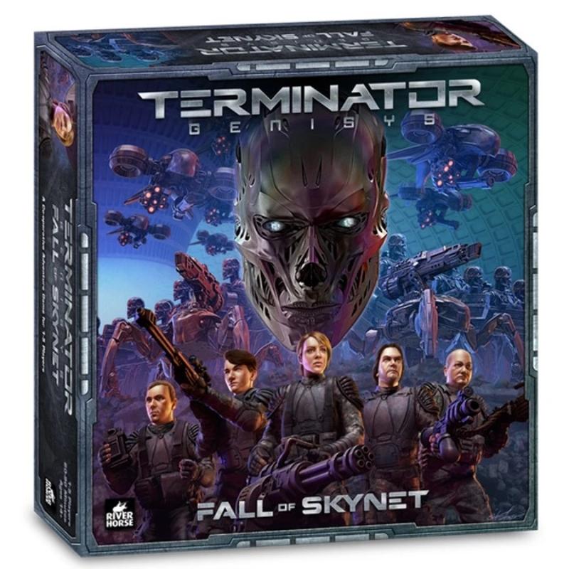 Fall Of Skynet   Merchandise