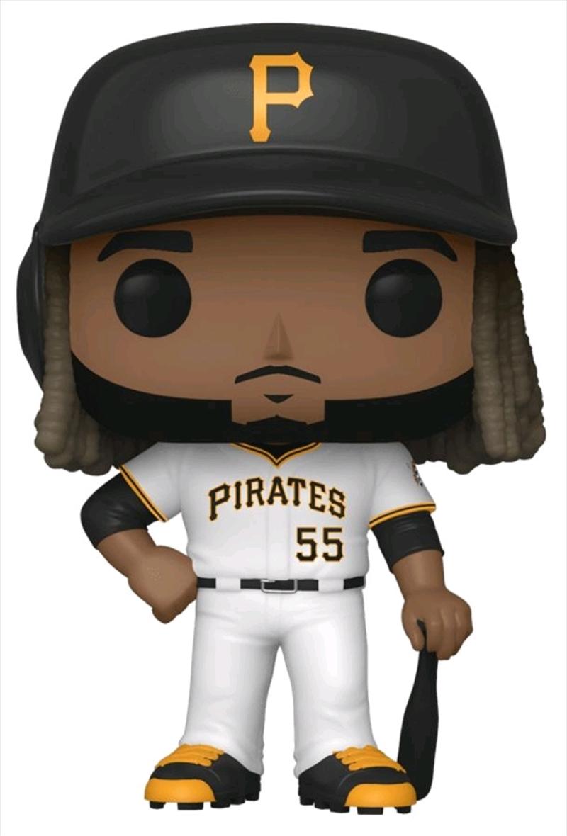 Major League Baseball: Pirates - Josh Bell Pop! Vinyl | Pop Vinyl