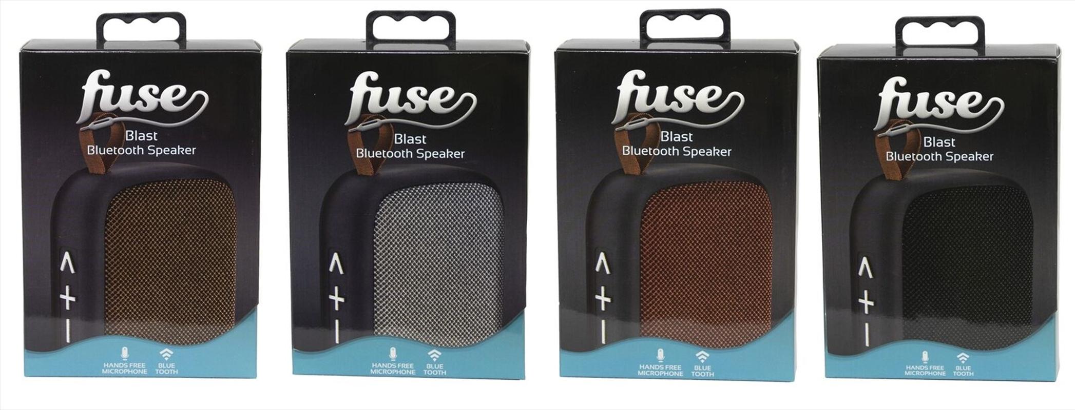 Fuse Blast Bluetooth Speaker | Accessories