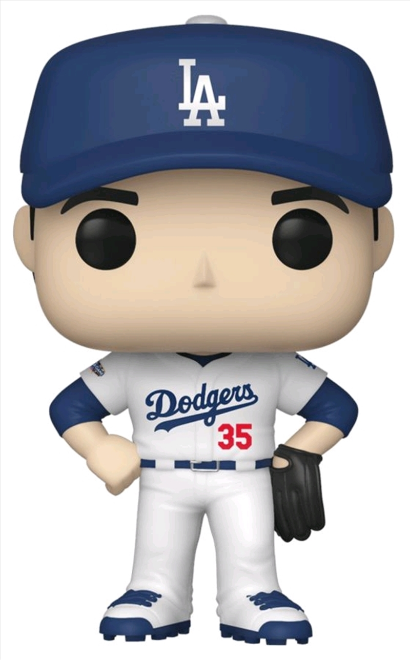 Major League Baseball: Dodgers - Cody Bellinger Pop! Vinyl | Pop Vinyl