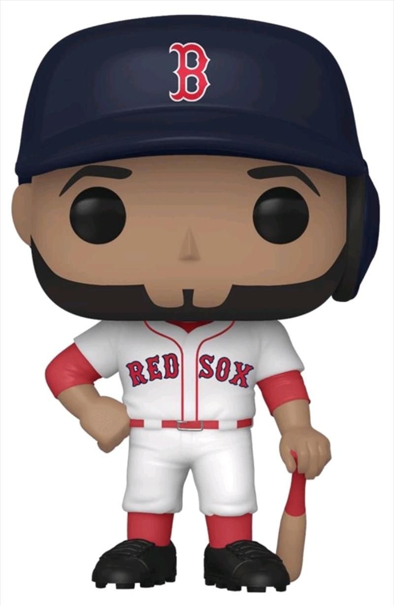 Major League Baseball: Red Sox - Xander Bogaerts Pop! Vinyl | Pop Vinyl