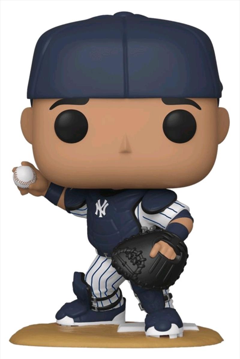 Major League Baseball: Yankees - Gary Sanchez Pop! Vinyl   Pop Vinyl