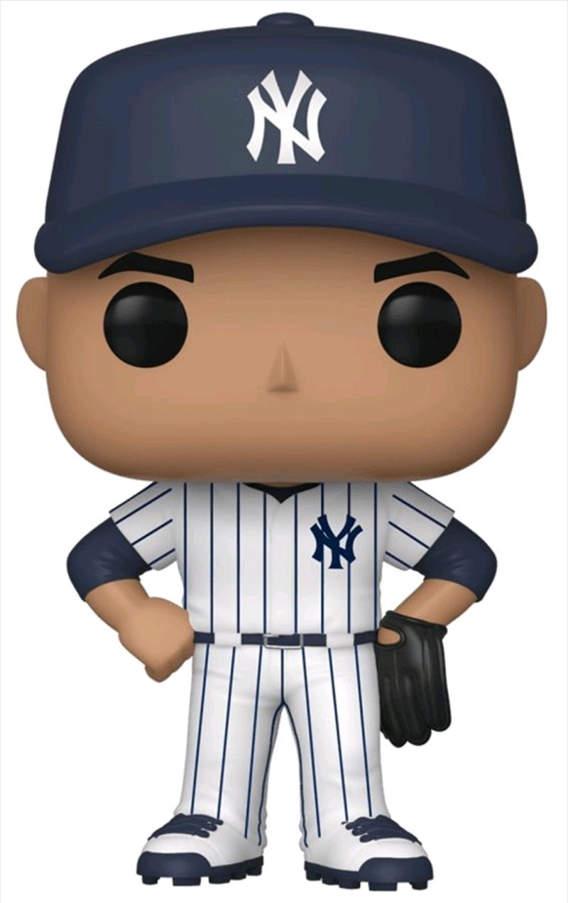 Major League Baseball: Yankees - Gleyber Torres Pop! Vinyl | Pop Vinyl