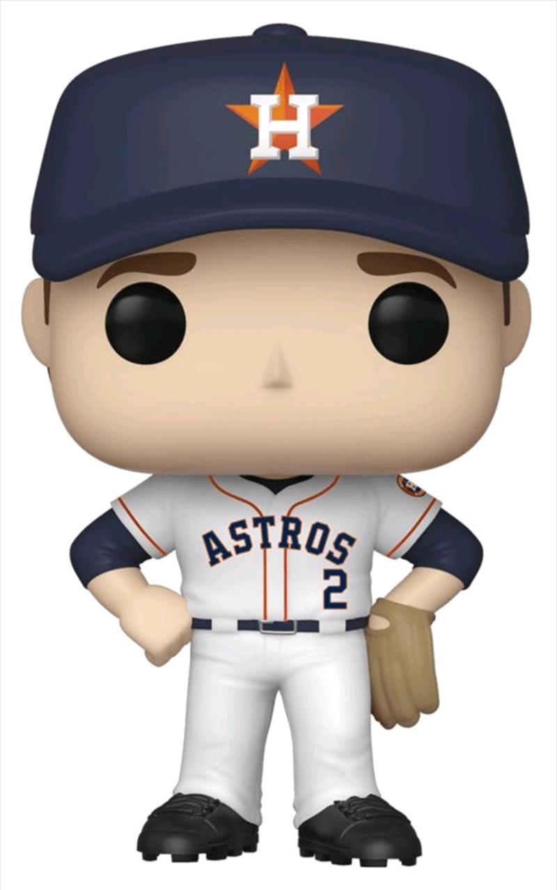 Major League Baseball: Astros - Alex Bregman Pop! Vinyl | Pop Vinyl