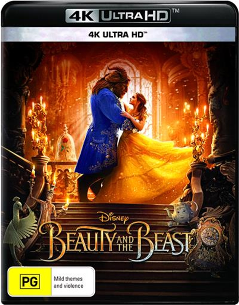 Beauty And The Beast | UHD - Live Action | UHD