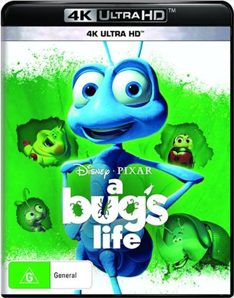A Bug's Life   UHD   UHD