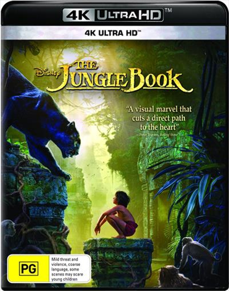 Jungle Book | UHD - Live Action, The | UHD