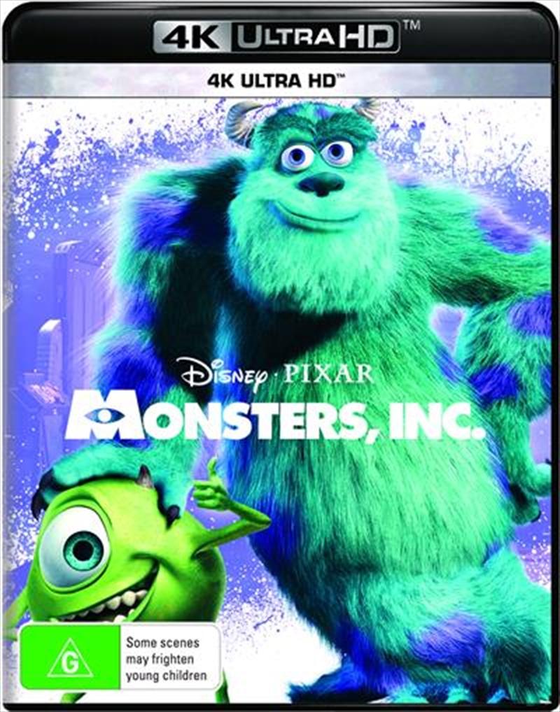Monsters, Inc. | UHD | UHD