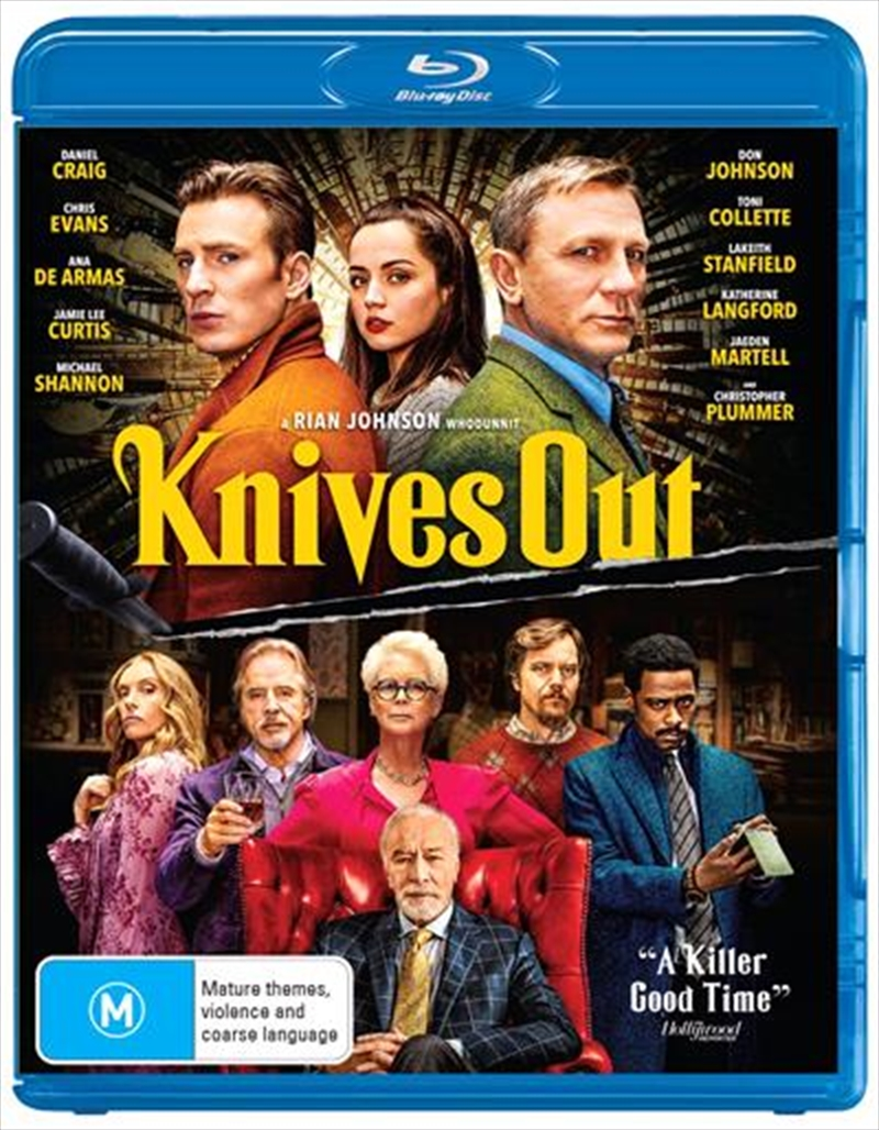 Knives Out | Blu-ray
