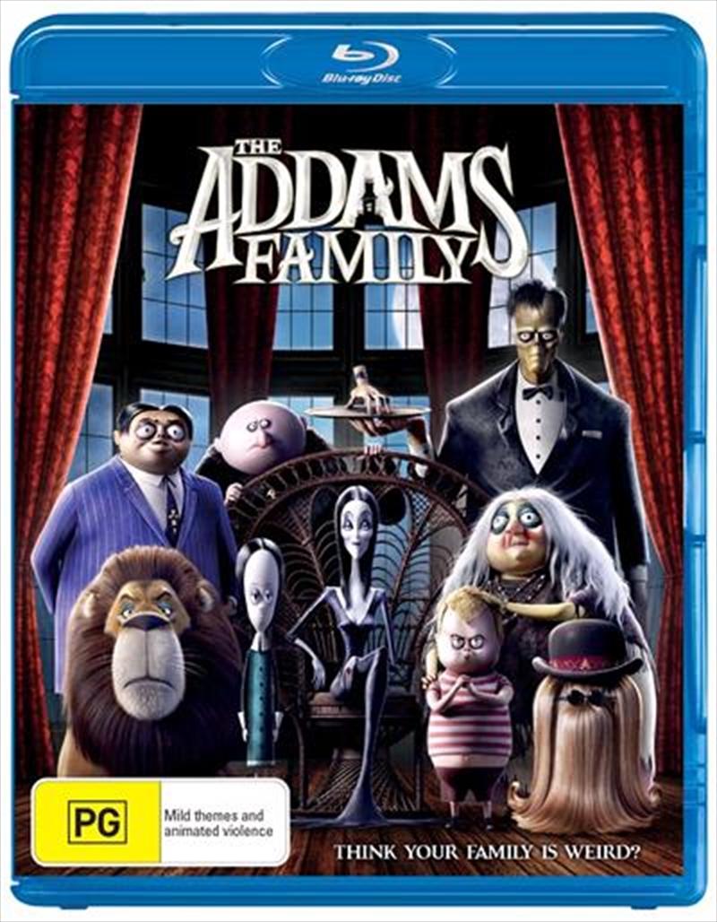Addams Family, The | Blu-ray