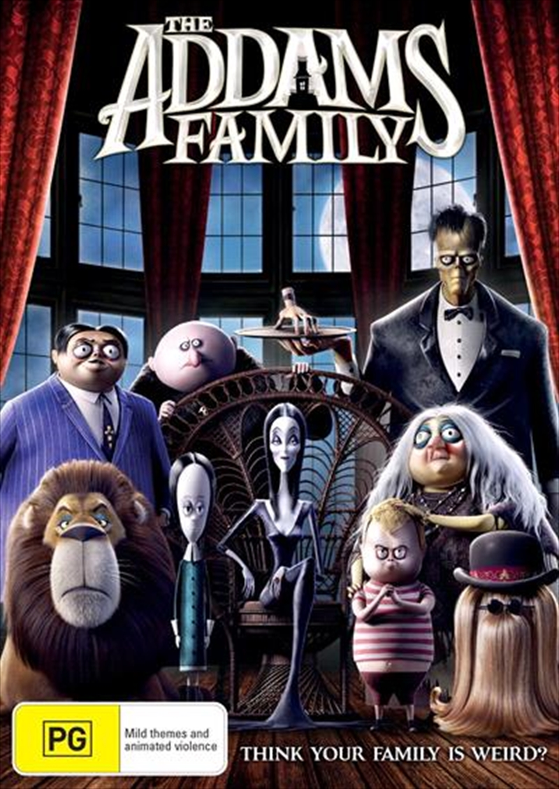 Addams Family, The | DVD