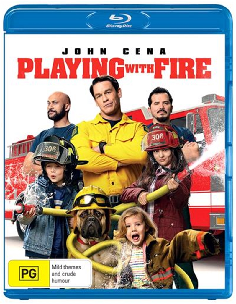 Playing With Fire | Blu-ray