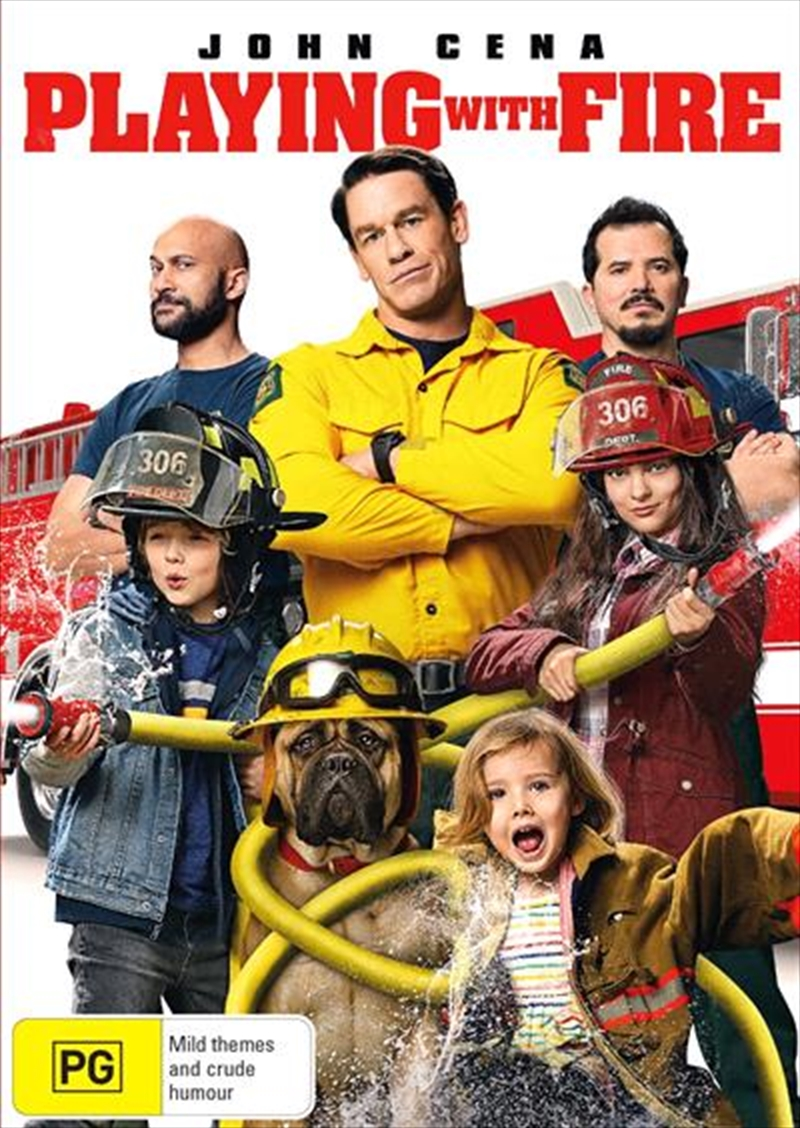 Playing With Fire   DVD
