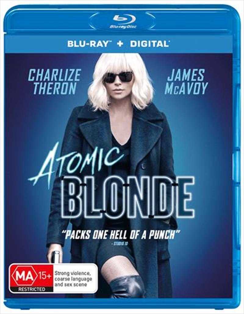 Atomic Blonde | Blu-ray