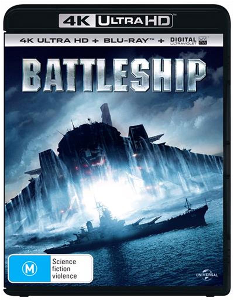 Battleship | Blu-ray + UHD | UHD