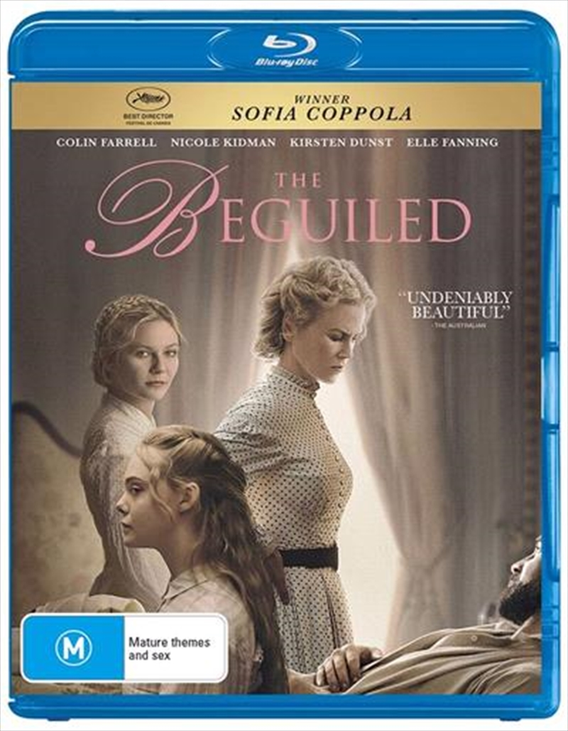 Beguiled, The | Blu-ray