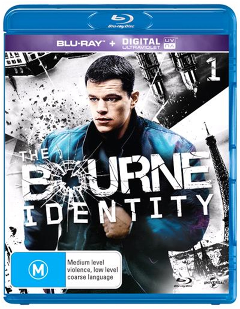 Bourne Identity, The | Blu-ray