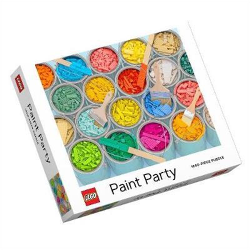 LEGO (R) Paint Party Puzzle | Merchandise