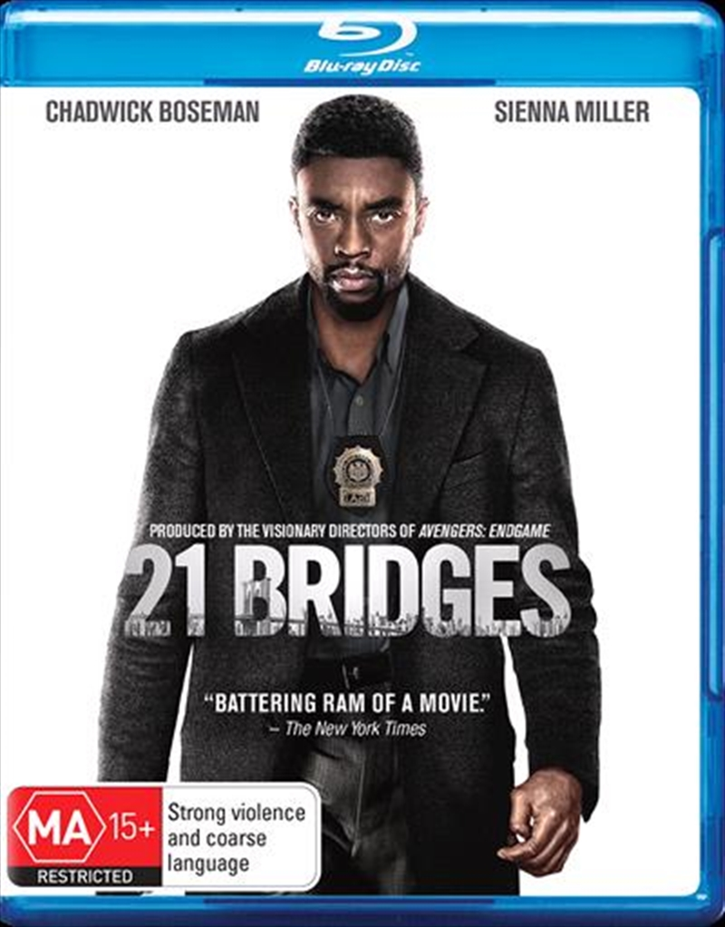 21 Bridges | Blu-ray
