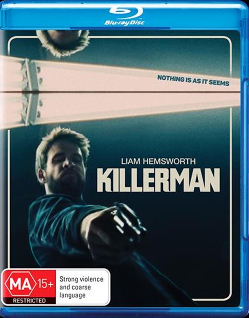 Killerman   Blu-ray
