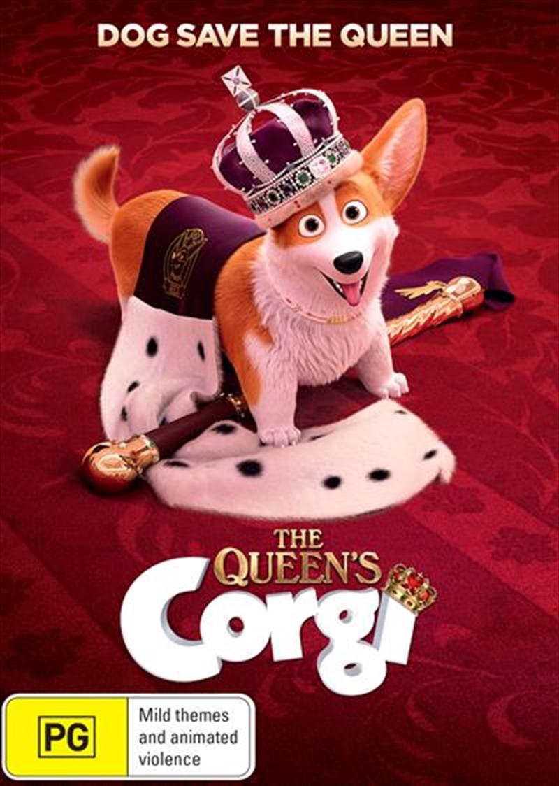 Queen's Corgi, The | DVD