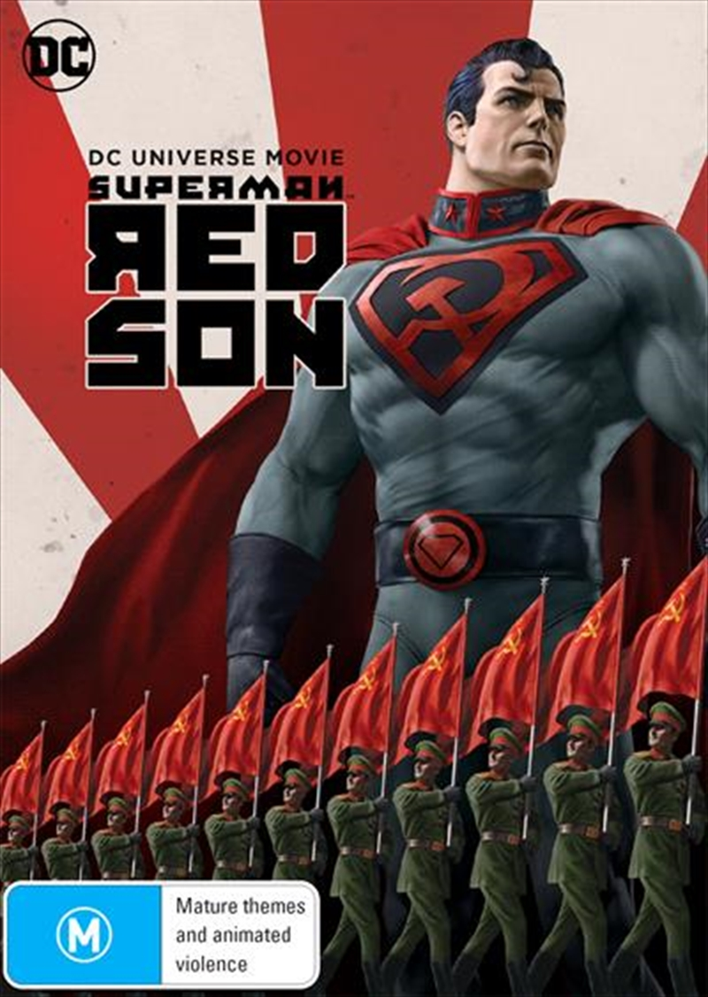 Superman - Red Son | DVD