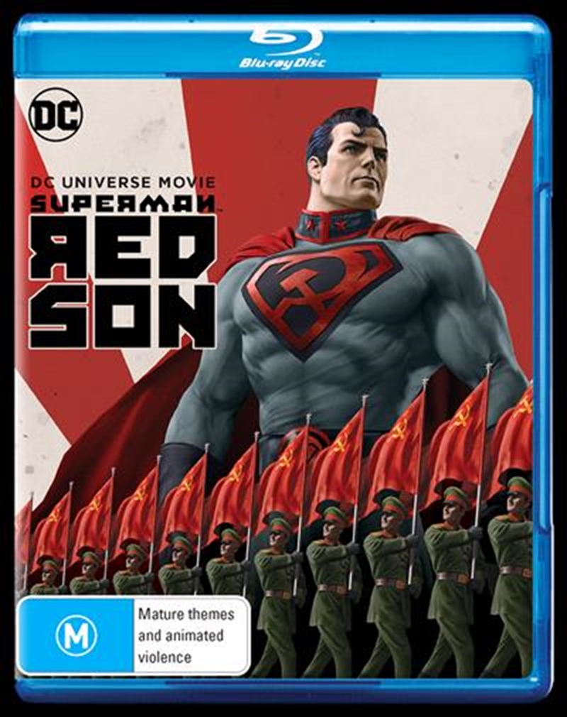 Superman - Red Son | Blu-ray
