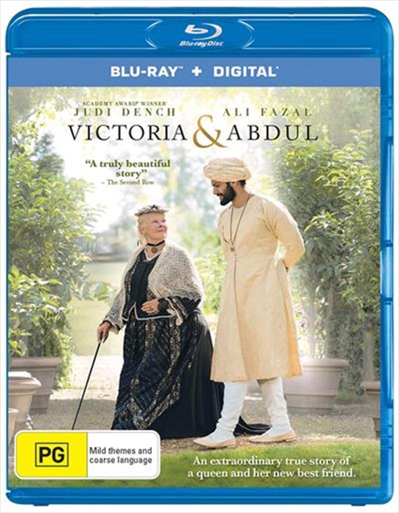 Victoria and Abdul | Blu-ray