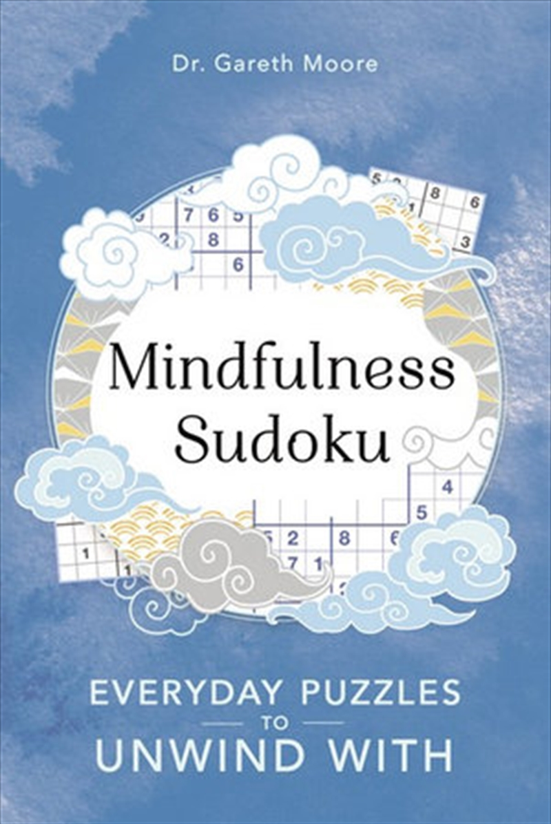 Mindfulness Sudoku | Paperback Book