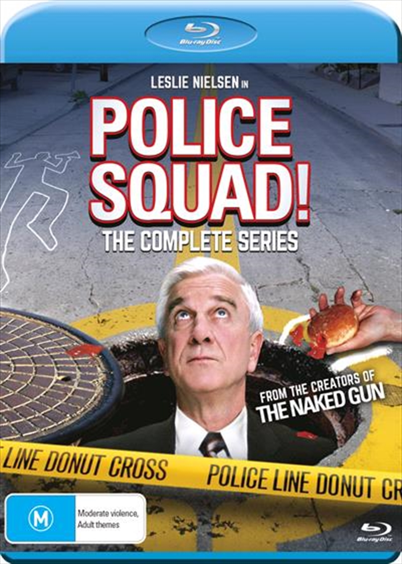 Police Squad! | Complete Series | Blu-ray