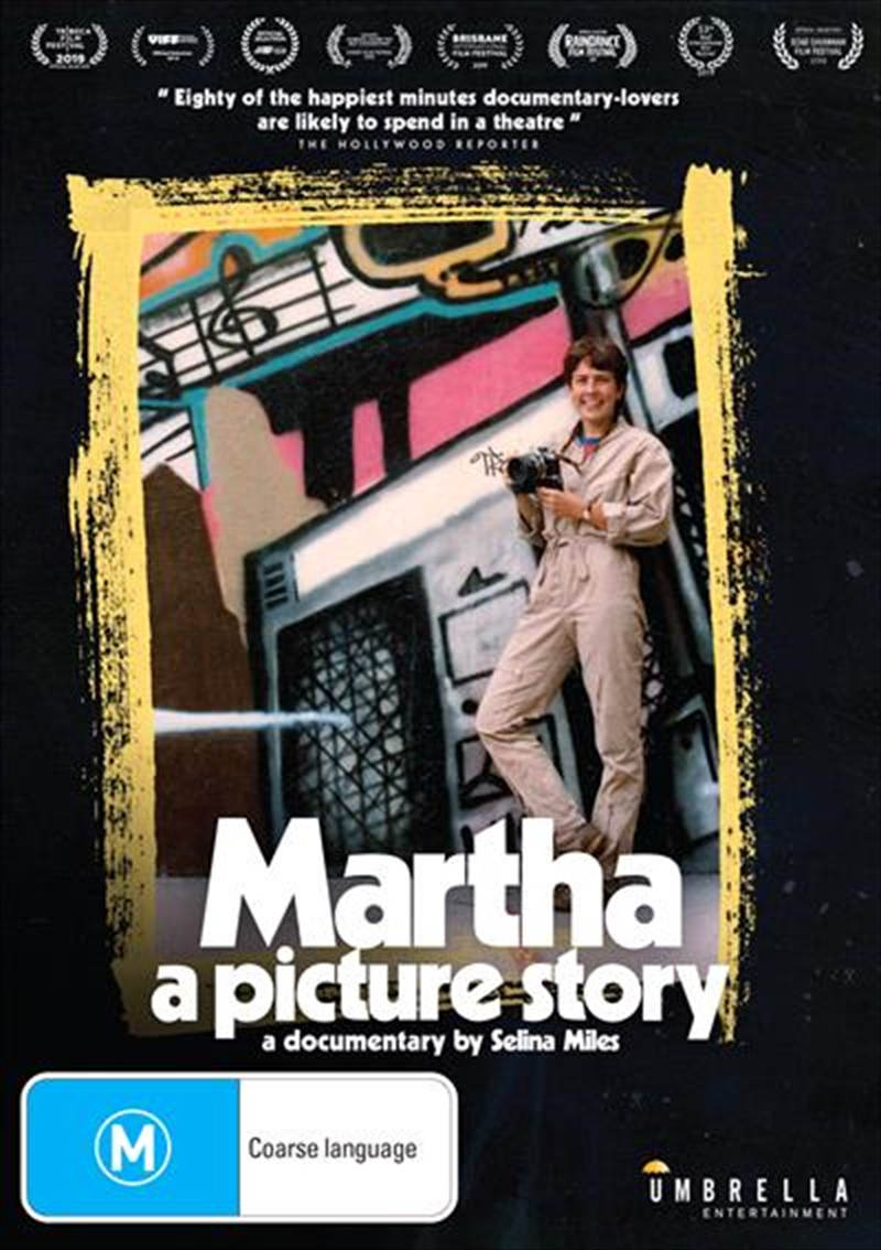 Martha - A Picture Story | DVD