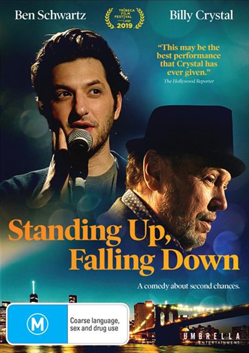 Standing Up, Falling Down | DVD