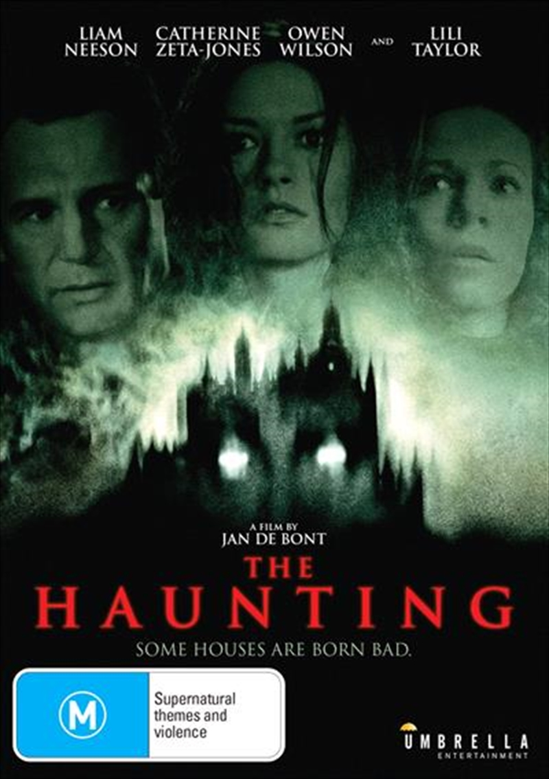 Haunting, The   DVD