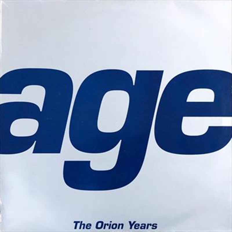 Orion Years - 25th Anniversary Edition | Vinyl