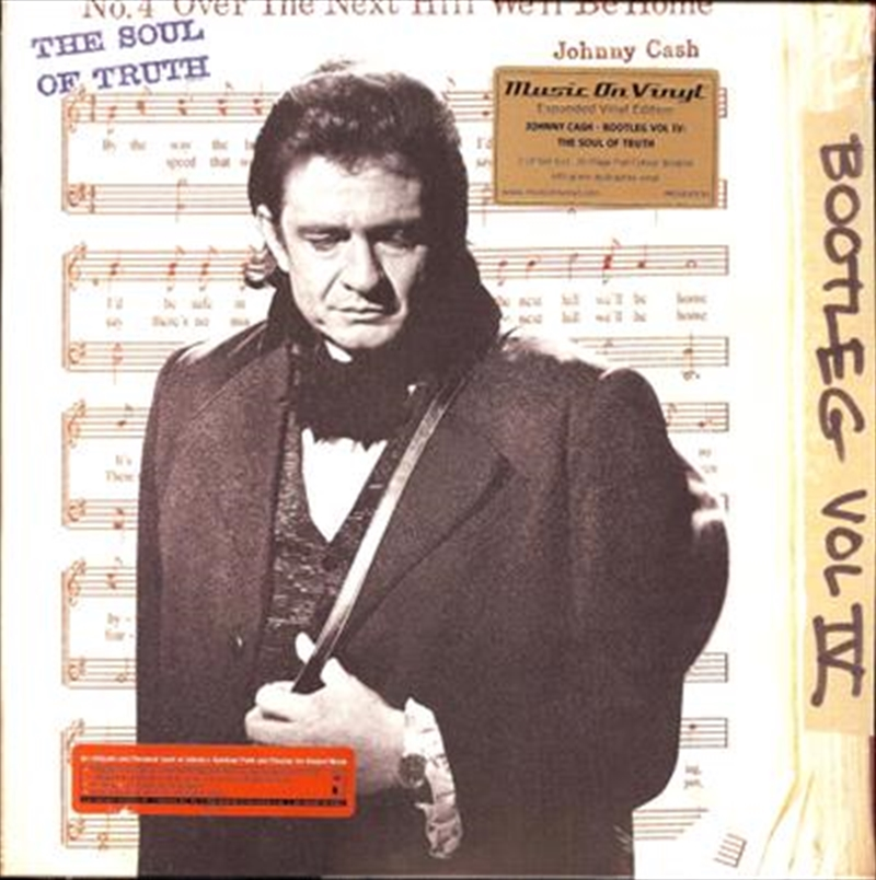 Bootleg Vol IV - The Soul Of Truth -  Transparent Vinyl   Vinyl